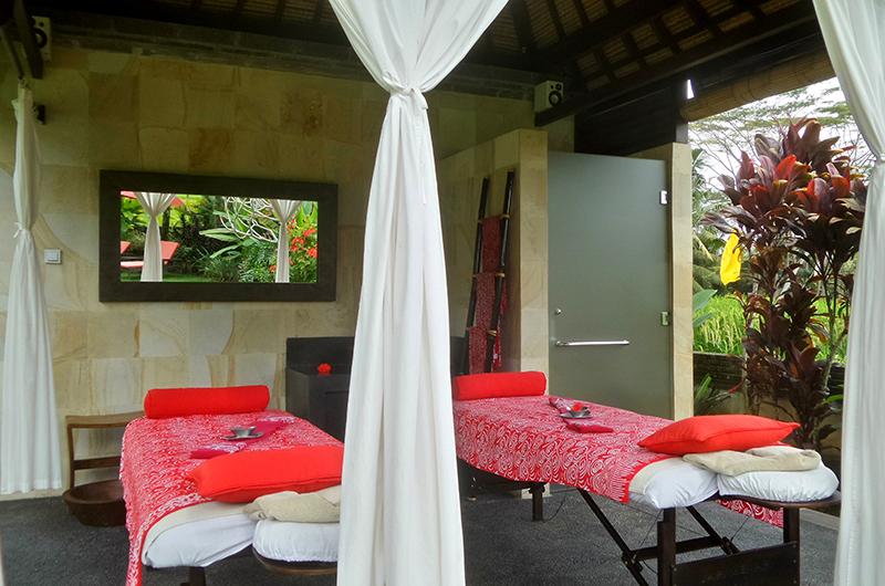 Spa - Villa Passion - Ubud, Bali
