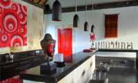 Kitchen Area - Villa Passion - Ubud, Bali