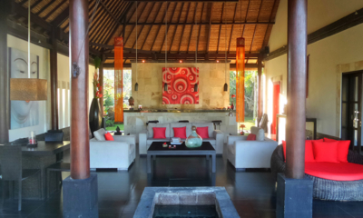 Indoor Living Area - Villa Passion - Ubud, Bali