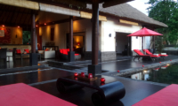 Outdoor Lounge - Villa Passion - Ubud, Bali