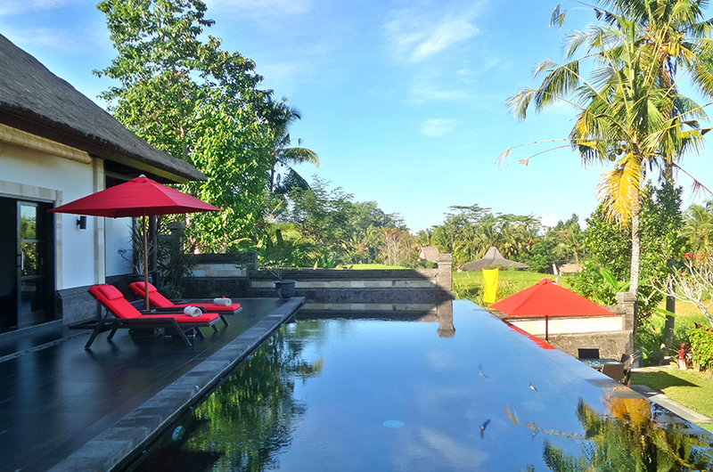 Swimming Pool - Villa Passion - Ubud, Bali