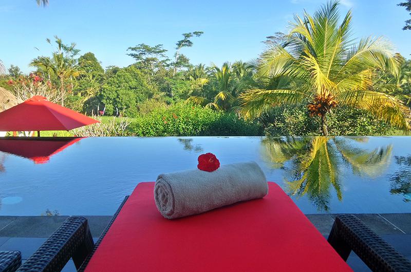 Pool Side - Villa Passion - Ubud, Bali