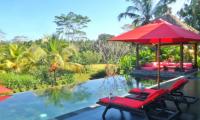 Pool Bale - Villa Passion - Ubud, Bali