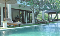Pool Side - Villa Perle - Candidasa, Bali