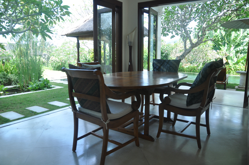 Dining Area with View - Villa Perle - Candidasa, Bali