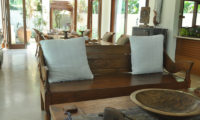 Living and Dining Area - Villa Perle - Candidasa, Bali