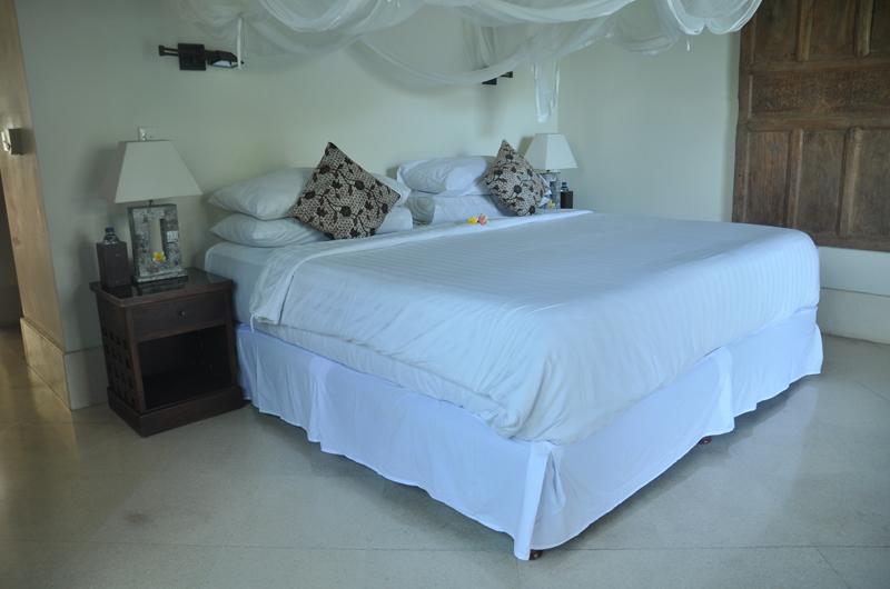 King Size Bed - Villa Perle - Candidasa, Bali