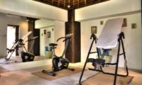 Gym - Villa Phinisi - Seminyak, Bali
