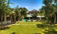 Gardens and Pool - Villa Phinisi - Seminyak, Bali