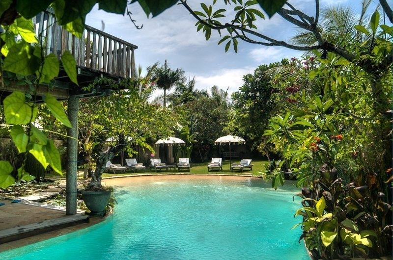 Swimming Pool - Villa Phinisi - Seminyak, Bali