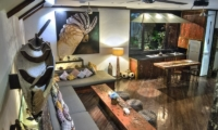 Living Area - Villa Phinisi - Seminyak, Bali