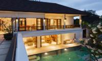 Outdoor Area - Villa Puri Temple - Canggu, Bali
