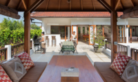 Open Plan Seating Area - Villa Puri Temple - Canggu, Bali