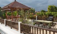 Open Plan Dining Area - Villa Puri Temple - Canggu, Bali