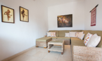 Lounge Room - Villa Puri Temple - Canggu, Bali