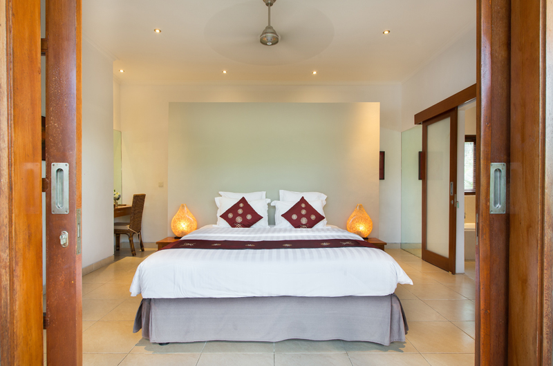 Bedroom - Villa Puri Temple - Canggu, Bali