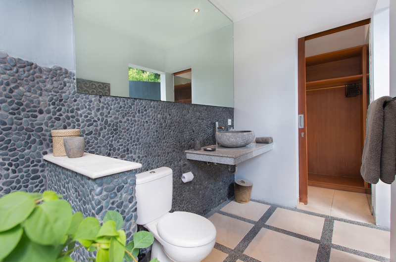 Bathroom - Villa Puri Temple - Canggu, Bali