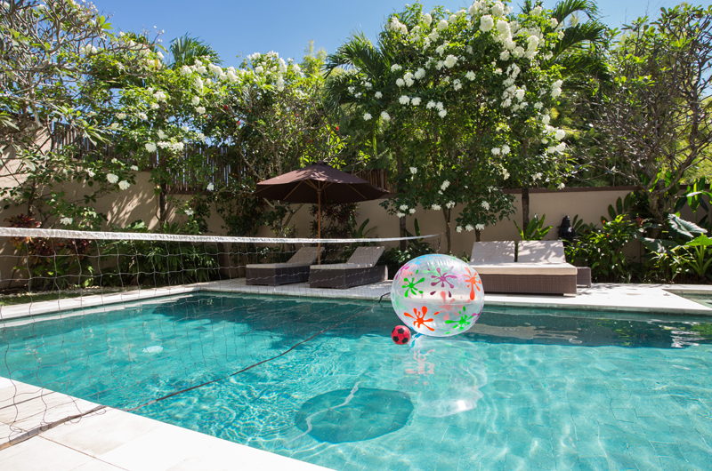 Pool - Villa Puri Temple - Canggu, Bali