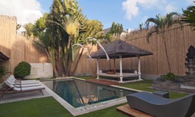 Reclining Sun Loungers - Villa Rabu - Seminyak, Bali