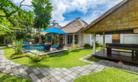 Gardens and Pool - Villa Rasi - Seminyak, Bali