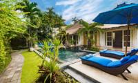 Pool Side Loungers - Villa Rasi - Seminyak, Bali