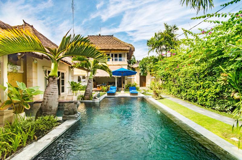 Swimming Pool - Villa Rasi - Seminyak, Bali