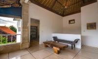 Seating Area - Villa Rasi - Seminyak, Bali