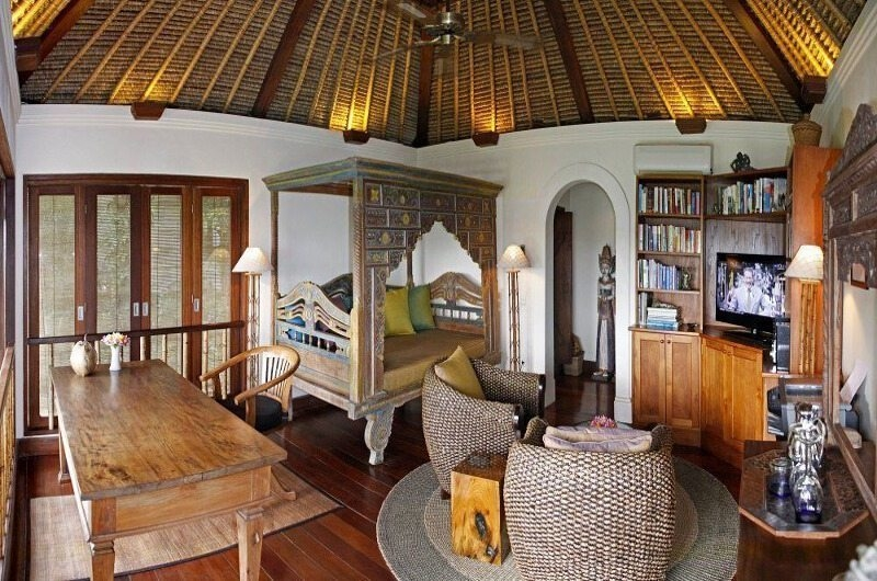 Entertainment Room - Villa Ria Sayan - Ubud, Bali