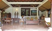 Living Area - Villa Ria Sayan - Ubud, Bali