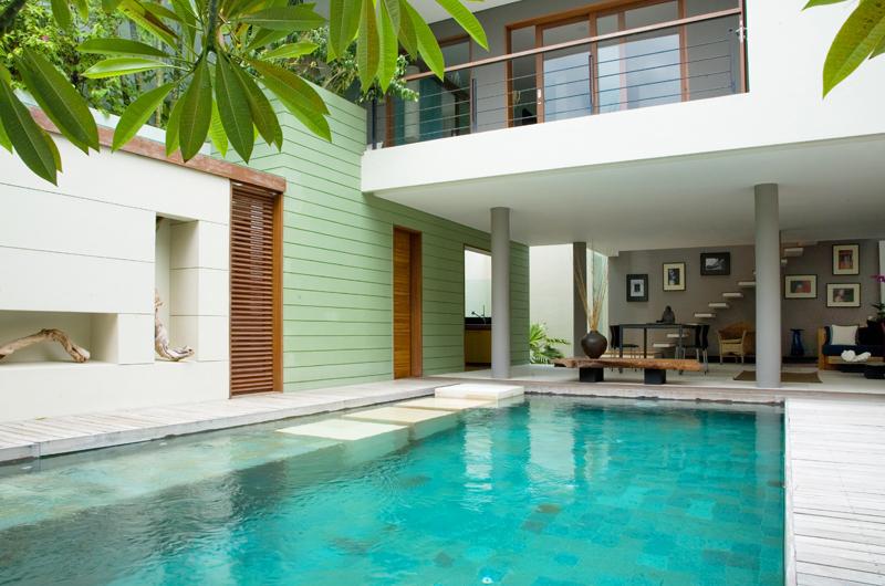 Swimming Pool - Villa Rio - Seminyak, Bali