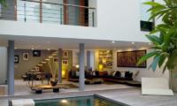 Pool Side - Villa Rio - Seminyak, Bali