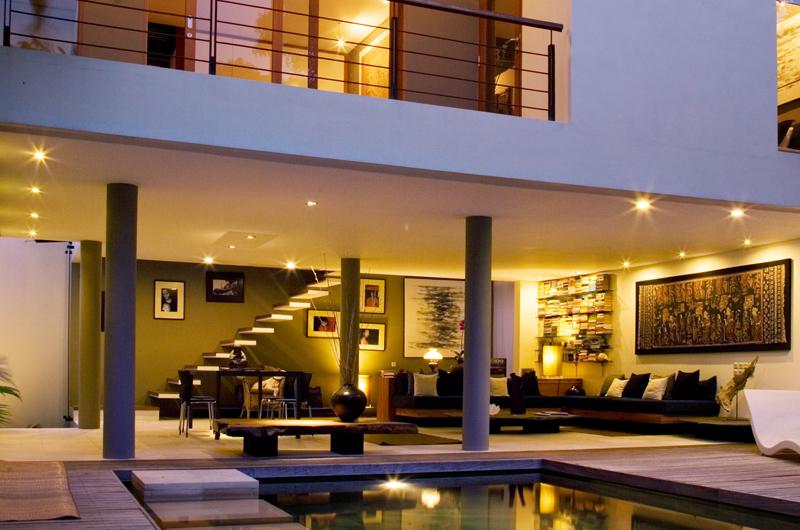 Night View - Villa Rio - Seminyak, Bali