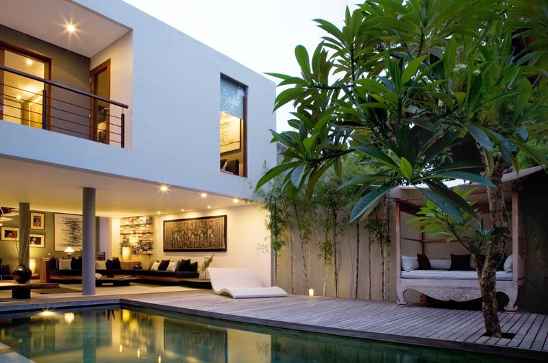 Outdoor Area - Villa Rio - Seminyak, Bali