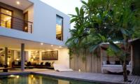 Pool at Night - Villa Rio - Seminyak, Bali