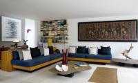 Indoor Living Area - Villa Rio - Seminyak, Bali