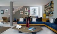 Living Area - Villa Rio - Seminyak, Bali