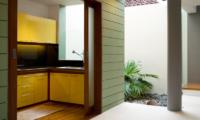 Kitchen Area - Villa Rio - Seminyak, Bali