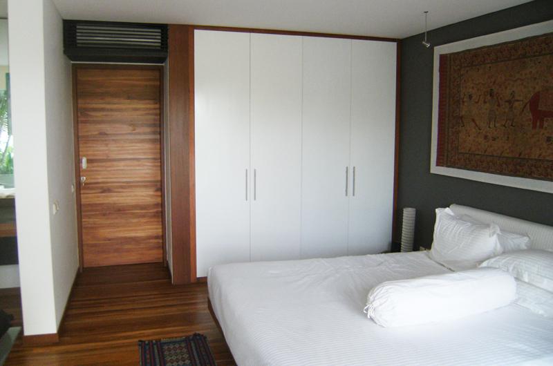 Bedroom with Wardrobe - Villa Rio - Seminyak, Bali