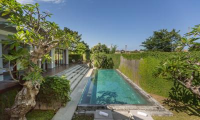 Gardens and Pool - Villa Roemah Natamar - Canggu, Bali