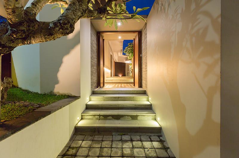 Entrance - Villa Roemah Natamar - Canggu, Bali