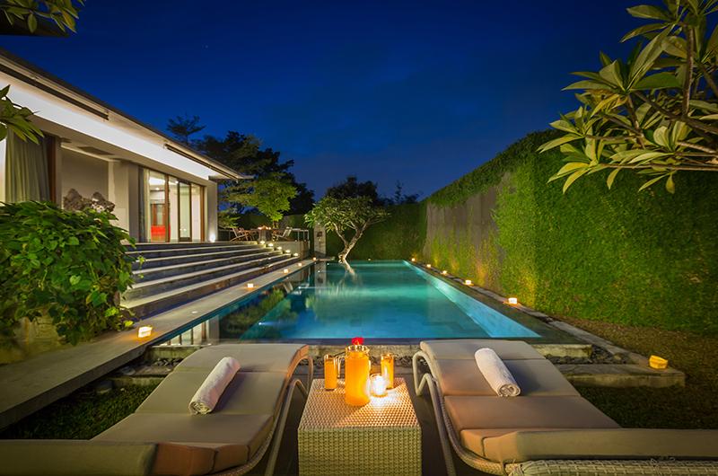 Swimming Pool - Villa Roemah Natamar - Canggu, Bali