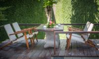 Outdoor Seating Area - Villa Roemah Natamar - Canggu, Bali