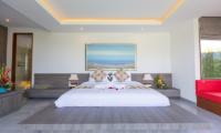 Spacious Bedroom - Villa Roemah Natamar - Canggu, Bali