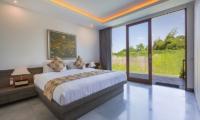 Bedroom with View - Villa Roemah Natamar - Canggu, Bali