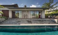 Pool Side - Villa Roemah Natamar - Canggu, Bali