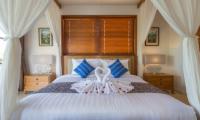 Four Poster Bed - Villa Rusa Biru - Canggu, Bali