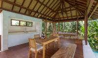 Dining Area - Villa Rusa Biru - Canggu, Bali