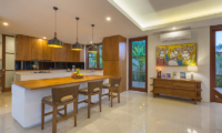Kitchen Area - Villa Rusa Biru - Canggu, Bali