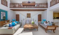 Living Area - Villa Rusa Biru - Canggu, Bali
