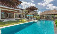 Pool Side - Villa Rusa Biru - Canggu, Bali